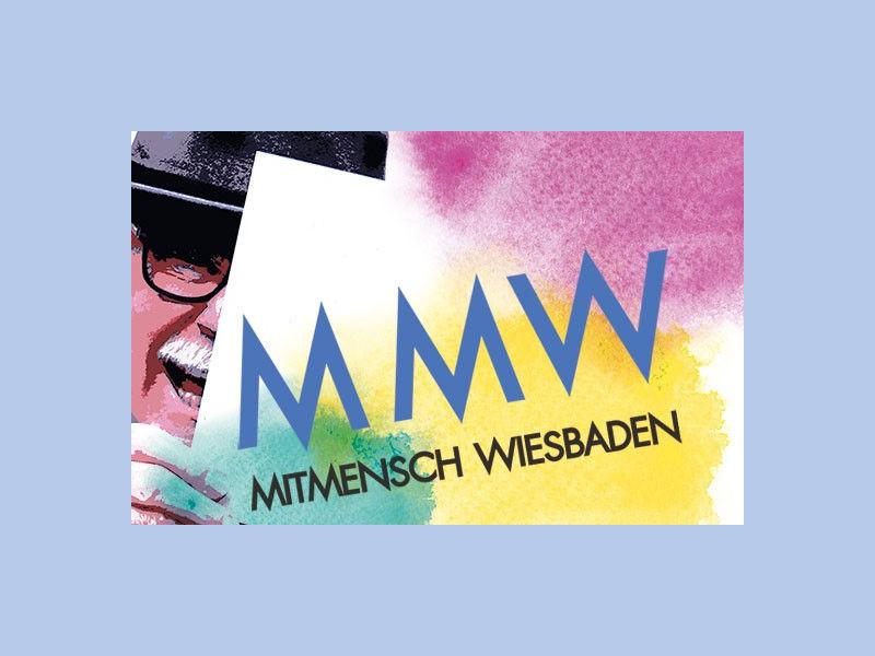 Mitmensch Wiesbaden - Logo